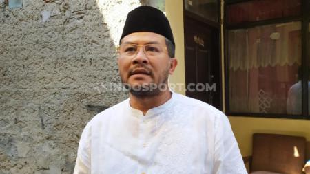 Manajer tim sepak bola putra Jawa Barat, Erwan Setiawan. - INDOSPORT