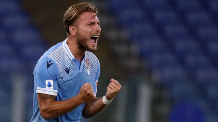 Kekalahan AS Roma ternyata menimbulkan sebuah gelak tawa untuk sang rival sekota, Lazio. - INDOSPORT