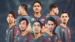 Indosport - Hasil Pertandingan MPL Season 6: Epic Comeback, Genflix Aerowolf Libas Bigetron Alpha