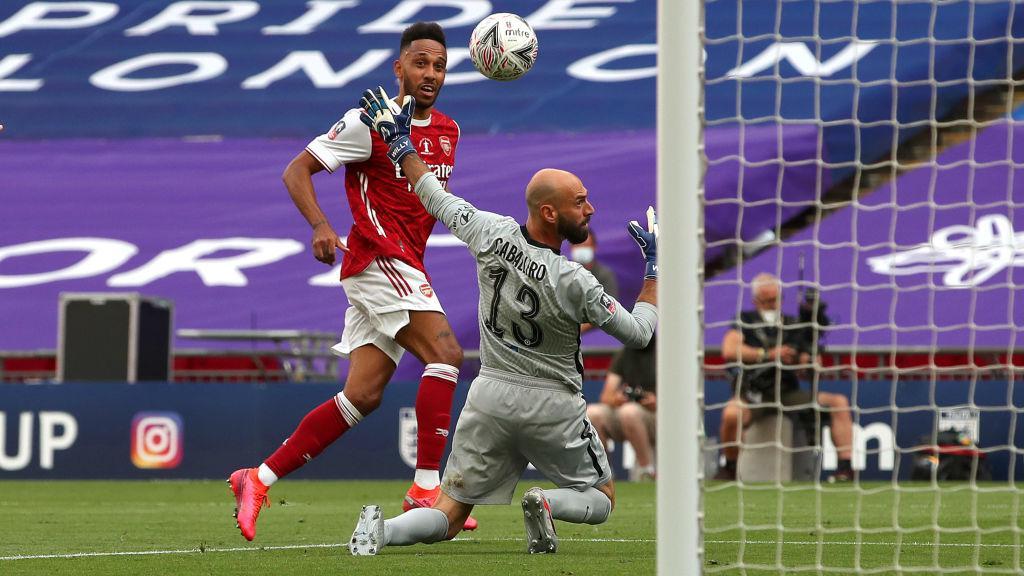 Hasil Pertandingan Final Piala FA Arsenal vs Chelsea: Aubameyang Jadi Pahlawan