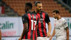 Indosport - AC Milan tidak akan diperkuat Zlatan Ibrahimovic dan Rafael Leao saat jumpa Lille di Liga Europa. Berikut ini 3 opsi yang bisa dipakai pelatih Stefano Pioli.