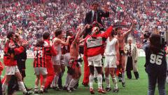 Indosport - Fabio Capello saat masih menukangi AC Milan