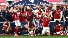 Indosport - Arsenal akan melepas sembilan pemain bintangnya agar bisa mendapatkan dana tambahan untuk belanja di bursa transfer musim panas.