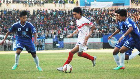 Tepat lima tahun lalu atau 2 Agustus 2015 terjadi partai final berdarah dalam Piala Polda Jateng antara PSIS Semarang vs Persis Solo di Stadion Jatidiri. - INDOSPORT