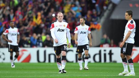 Berikut lima pemain yang nasibnya merana lantaran bermain terlalu lama di klub Liga Inggris, Manchester United. - INDOSPORT