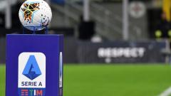 Indosport - Berikut jatah Liga Champions, Liga Europa, tim yang terdegradasi dan promosi di 2020/21 usah berakhirnya Serie A Liga Italia 2019/20.