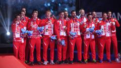Indosport - Denmark diprediksi akan berbicara banyak dalam ajang Piala Thomas 2020.