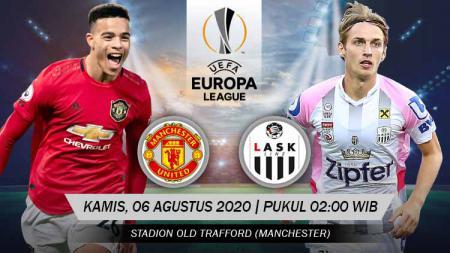Berikut link live streaming pertandingan Liga Europa leg kedua babak 16 besar yang mempertemukan Manchester United vs LASK. - INDOSPORT