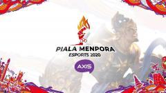 Indosport - Piala Menpora eSports 2020.