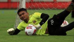 Indosport - Kiper klub Liga 1 Bhayangkara FC, Indra Adi Nugraha memiliki cerita unik sebelum masuk skuat The Guardian.