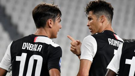 Keputusan menunjuk Andrea Pirlo sebagai pengganti Maurizio Sarri bisa buat Cristiano Ronaldo hancurkan raksasa Serie A Liga Italia, Juventus. - INDOSPORT
