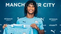 Indosport - Nathan Ake resmi milik Manchester City