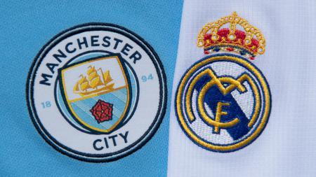 Manchester City akan menjamu Real Madrid di leg kedua babak 16 besar Liga Champions, Sabtu (08/08/20) dini hari WIB. Berikut 5 duel kunci yang bakal terjadi. - INDOSPORT