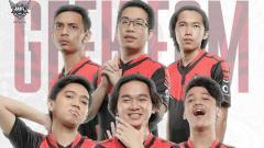 Indosport - Geek Fam, tim eSports.