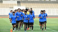 Indosport - Pelatih Timnas Indonesia U-19, Shin Tae-yong memutuskan memulangkan 11 pemain dari pemusatan latihan (TC) di Jakarta.