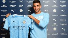 Indosport - Ferran Torres, pemain baru Manchester City yang membuat Pep Guardiola kecewa.