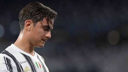 Tampil tak sesuai harapan pada tahun 2020 lalu, Paulo Dybala dan sejumlah pemain bintang lainnya di liga top Eropa terpaksa harus mengalami penurunan nilai transfer. - INDOSPORT