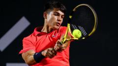 Indosport - Carlos Alcaraz, petenis muda Spanyol yang disebut-sebut penerus Rafael Nadal.