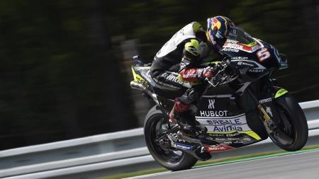 Pembalap Esponsorama Racing asal Prancis, Johann Zarco. - INDOSPORT