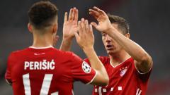 Indosport - Klub raksasa Bundesliga Jerman, Bayern Munchen, tengah bersiap untuk mempermanenkan pemain yang mereka pinjam dari Inter Milan, Ivan Perisic.