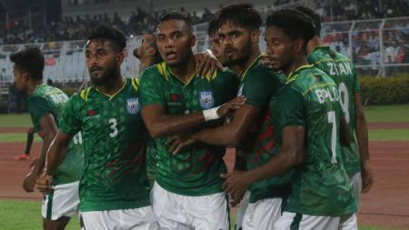 Timnas Bangladesh di kualifikasi Piala Dunia. - INDOSPORT
