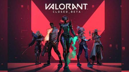 Game eSports Valorant. - INDOSPORT