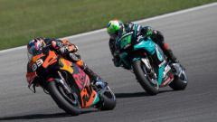 Indosport - Berikut hasil balapan MotoGP Ceko di Sirkuit Brno pada Minggu (9/8/2020) pukul 19.00 WIB, yang kemudian telah melahirkan juara baru.