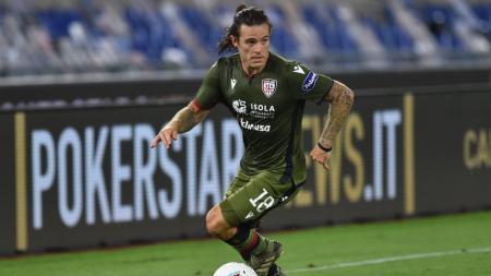 Nahitan Nandez, bintang Cagliari incaran Inter Milan. - INDOSPORT