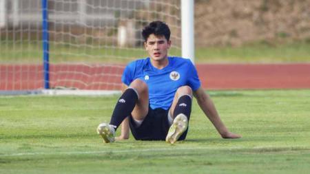 Teka-teki kapan bek Timnas Indonesia U-19, Elkan Baggot kembali bergabung mulai terjawab. - INDOSPORT