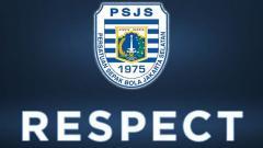 Indosport - Logo klub Liga 3, PSJS Jaksel.