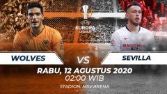 Indosport - Prediksi Pertandingan Liga Europa Wolverhampton vs Sevilla: Pembuktian Sang Raja