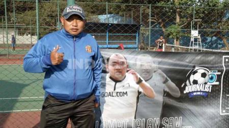 Bambang Suryo menjadi satu dari sekian orang yang dengan gamblang membeberkan praktik buruk mafia sepak bola di Indonesia. - INDOSPORT
