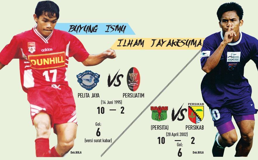 Buyung Ismu vs Ilham Jayakesuma Copyright: Dok. Tabloid BOLA