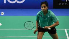 Indosport - Pebulutangkis India, Sikki Reddy.