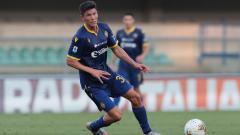 Indosport - Matteo Pessina, pemain Atalanta yang dipinjamkan ke Hellas Verona dan kini diincar AC Milan.