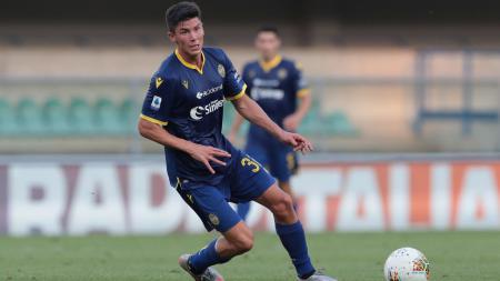 Matteo Pessina, pemain Atalanta yang dipinjamkan ke Hellas Verona dan kini diincar AC Milan. - INDOSPORT
