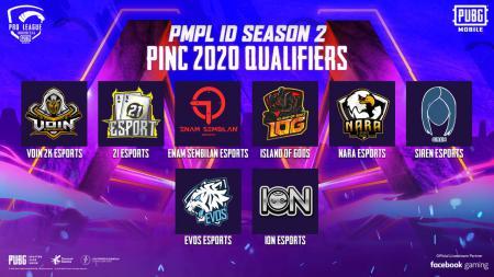 Berikut 8 Tim yang Ikut Kualifikasi PMPL Indonesia Season 2 - INDOSPORT