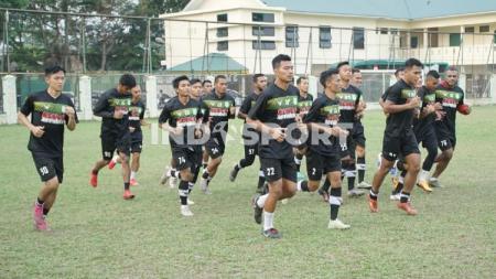 Skuat PSMS Medan di Liga 2 2020. - INDOSPORT