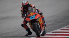 Indosport - Pembalap Red Bull KTM Ajo, Jorge Martin.