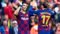 Indosport - Gara-gara Lionel Messi putuskan menetap di Barcelona, Antoine Griezmann malah ingin gabung Manchester City pada bursa transfer musim panas ini.