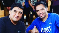 Indosport - Selama 24 tahun menjadi petinju, hanya ada 7 orang yang bisa membuat Manny Pacquiao gagal meraih kemenangan. Salah satunya adalah Erik Morales.