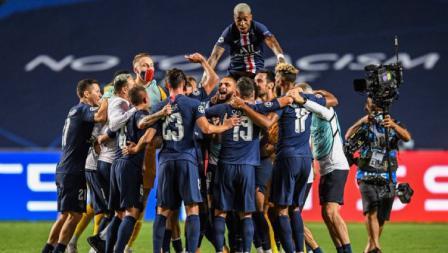 Kemenangan 3-0 atas RB Leipzig sukses mengantarkan Paris Saint-Germain ke final Liga Champions 2019/20.