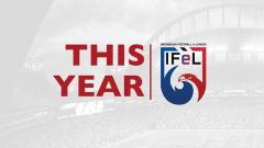 Indosport - Logo IFeL 2020.