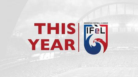 Logo IFeL 2020. - INDOSPORT