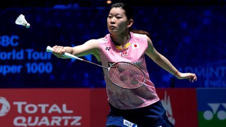 Pemain ganda putri Jepang, Ayaka Takahashi. - INDOSPORT