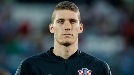 Ivo Grbic, kiper yang diboyong Atletico Madrid. - INDOSPORT