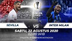 Indosport - Jelang final Liga Europa melawan Sevilla, Inter Milan melakukan persiapan khusus termasuk dalam mempersiapkan jersey yang akan dikenakan.