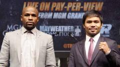 Indosport - Rencana comeback Conor Mcgregor mendorong seorang milioner Arab Saudi bersedia mengucurkan uang untuk pertandingan ulang Manny Pacquiao vs Floyd Mayweather.