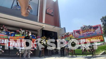 Store dan Pabrik DJ Sports di Kabupaten Sragen resmi di-launching. - INDOSPORT
