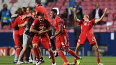 Indosport - Bayern Munchen juara Liga Champions 2019/20.
